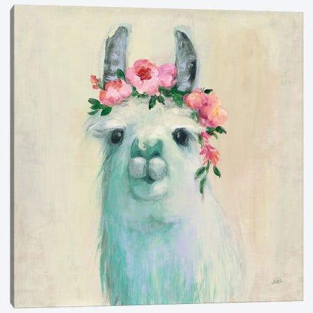 Festival Girl III Canvas Print #JPU27} by Julia Purinton Canvas Print