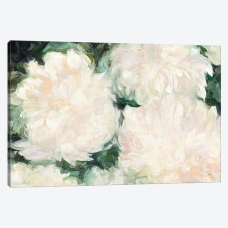 Blushing Summer I 3-Piece Canvas #JPU34} by Julia Purinton Canvas Wall Art