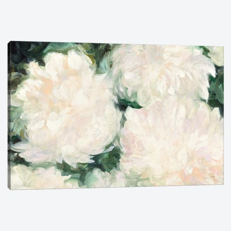 Blushing Summer I Canvas Print #JPU34} by Julia Purinton Canvas Wall Art
