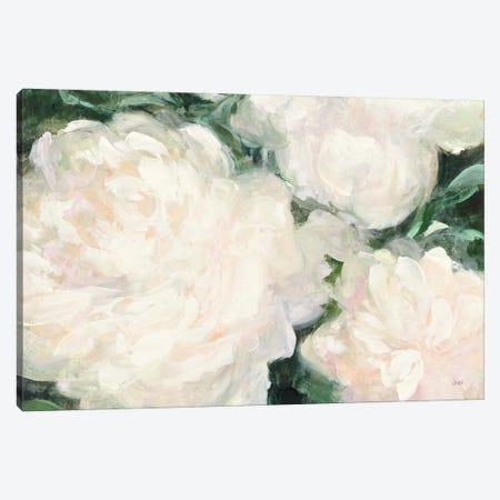 Blushing Summer II 3-Piece Canvas #JPU35} by Julia Purinton Canvas Art