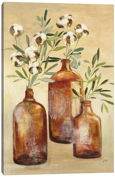 Cotton Still Life III Canvas Art Print