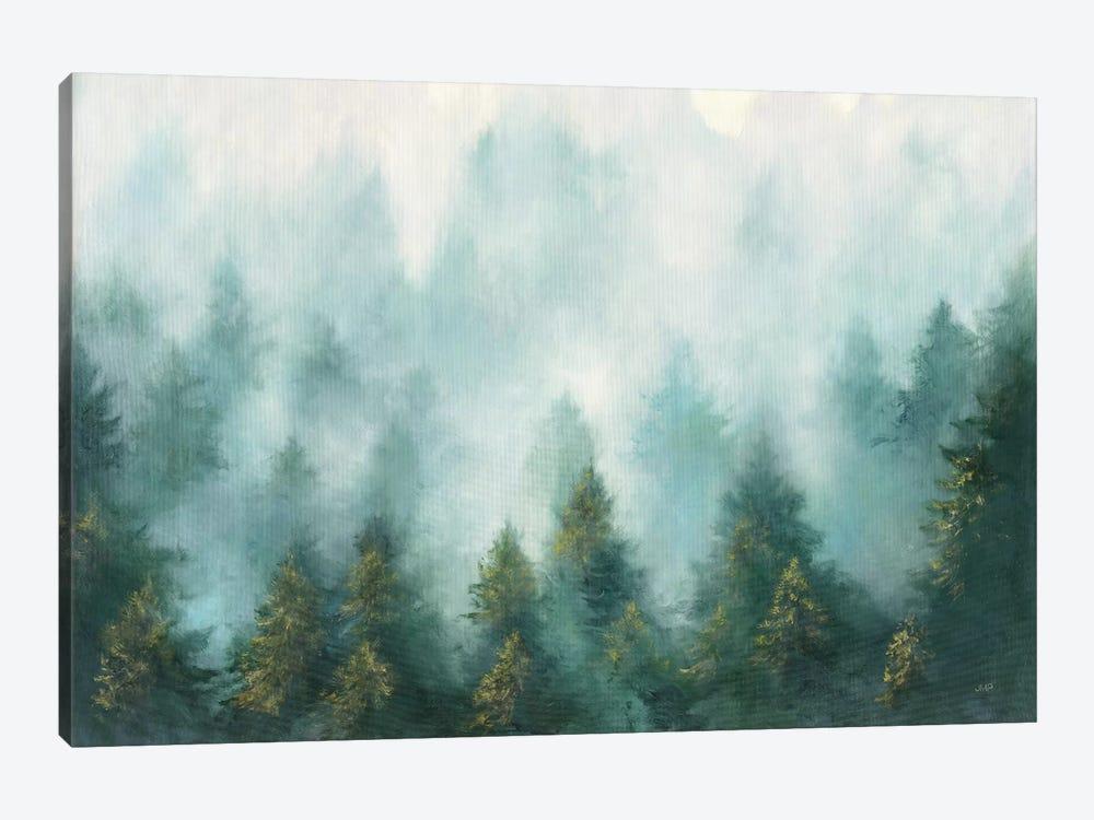 Misty Forest by Julia Purinton 1-piece Canvas Art