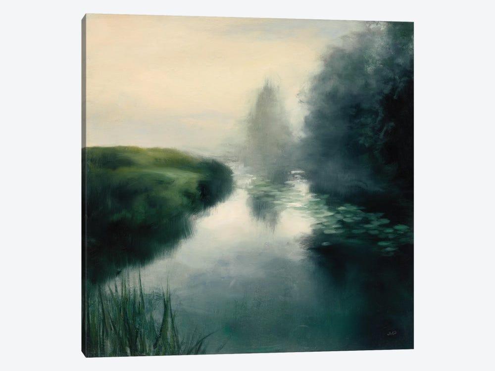 Twilight Fog Neutral by Julia Purinton 1-piece Art Print