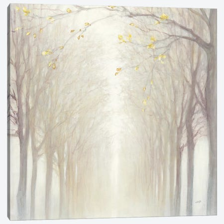 Misty Canvas Print #JPU45} by Julia Purinton Canvas Print