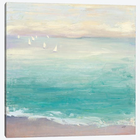 From The Shore Canvas Print #JPU4} by Julia Purinton Canvas Wall Art