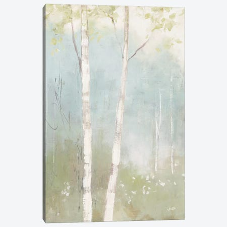 Spring Fling I Cool Crop Canvas Print #JPU53} by Julia Purinton Canvas Art Print
