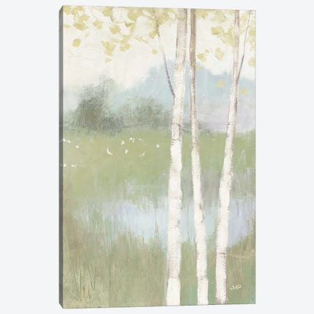 Spring Fling II Cool Crop Canvas Print #JPU54} by Julia Purinton Canvas Artwork