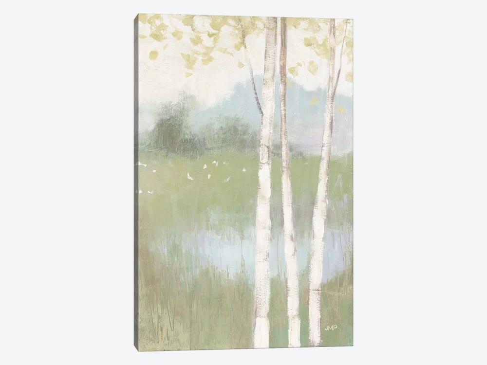Spring Fling II Cool Crop by Julia Purinton 1-piece Canvas Art Print