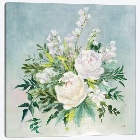 Bridal Bouquet Canvas Print #JPU61} by Julia Purinton Canvas Wall Art