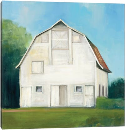 Farm Heritage Canvas Art Print