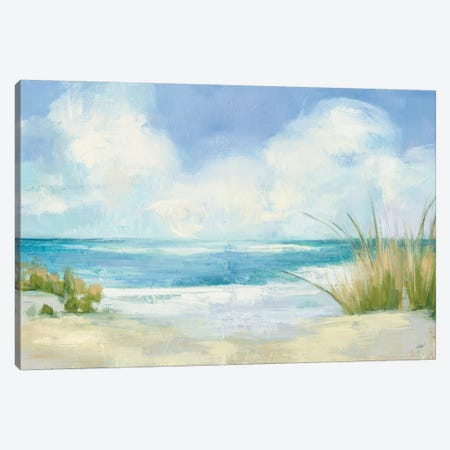 Wind and Waves I Canvas Print #JPU63} by Julia Purinton Canvas Art