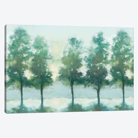 Dawn Processional Canvas Print #JPU79} by Julia Purinton Canvas Art Print