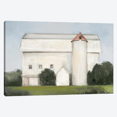 On the Farm Light Canvas Print #JPU85} by Julia Purinton Canvas Print