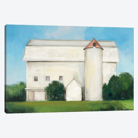 On the Farm Canvas Print #JPU87} by Julia Purinton Canvas Print