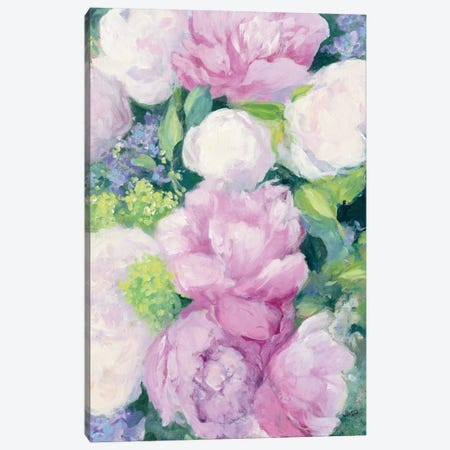 Summer Delight I Canvas Print #JPU9} by Julia Purinton Canvas Print