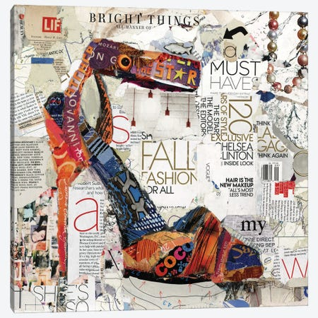 Must Have Canvas Print #JPW10} by Jamie Pavlich-Walker Art Print