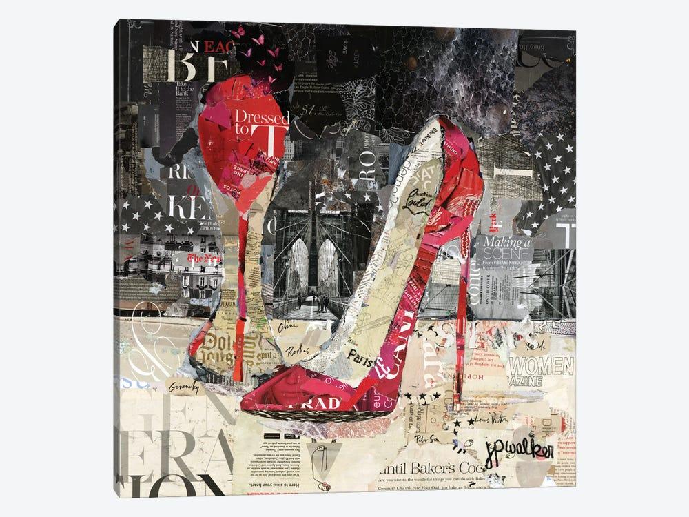 Making A Scene by Jamie Pavlich-Walker 1-piece Canvas Art Print