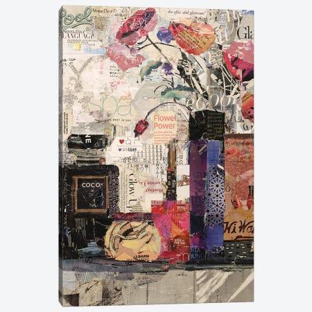 Flower Power Canvas Print #JPW14} by Jamie Pavlich-Walker Canvas Art