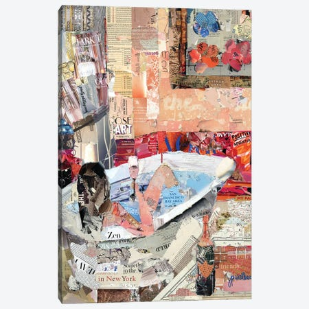 This Calls For Champagne Canvas Print #JPW16} by Jamie Pavlich-Walker Canvas Art