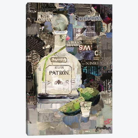 Mischief Loves Company Canvas Print #JPW24} by Jamie Pavlich-Walker Art Print