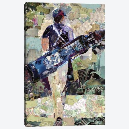 Putting For Birdie Canvas Print #JPW25} by Jamie Pavlich-Walker Art Print