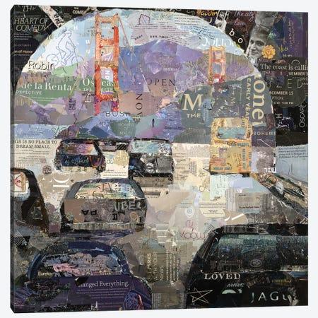 Robin Williams Tunnel Canvas Print #JPW27} by Jamie Pavlich-Walker Canvas Print