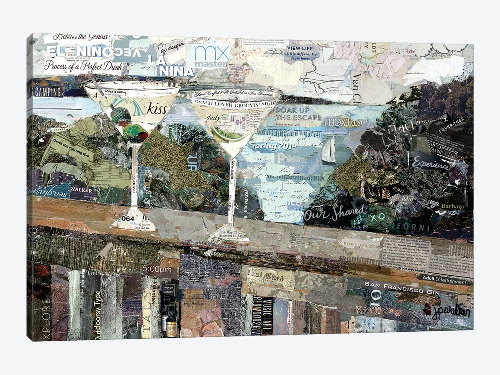 Our Shared Experience by Jamie Pavlich-Walker 1-piece Art Print