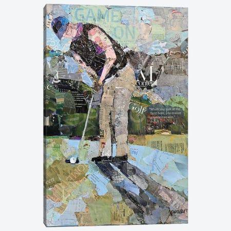 Putting For A Birdie Canvas Print #JPW42} by Jamie Pavlich-Walker Canvas Art