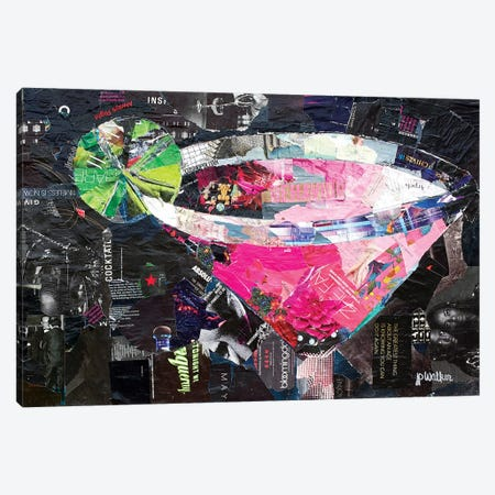Cosmopolitan Canvas Print #JPW50} by Jamie Pavlich-Walker Art Print