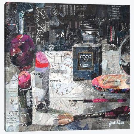 Essential Gear Canvas Print #JPW52} by Jamie Pavlich-Walker Canvas Print