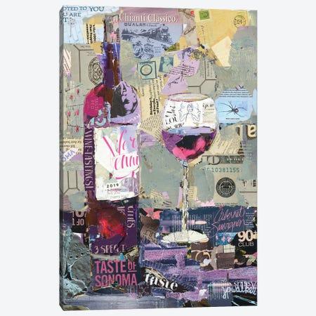 Taste Of Sonoma Canvas Print #JPW68} by Jamie Pavlich-Walker Canvas Art