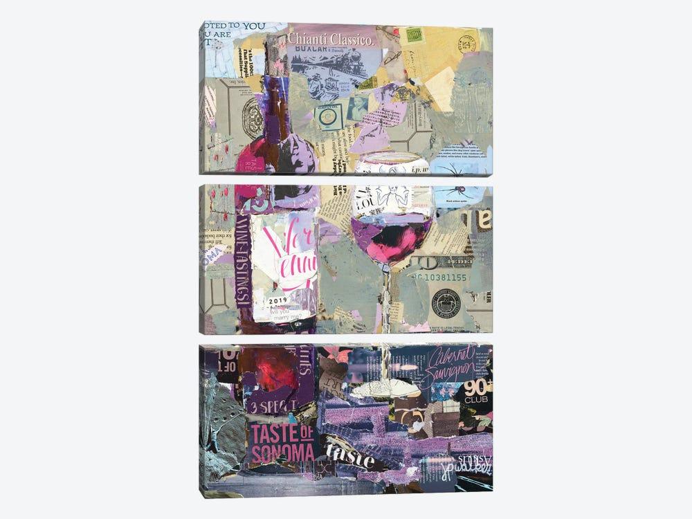 Taste Of Sonoma by Jamie Pavlich-Walker 3-piece Art Print
