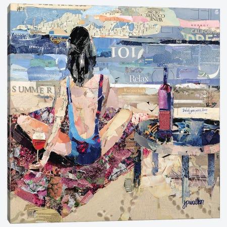 Wish You Were Her Canvas Print #JPW8} by Jamie Pavlich-Walker Canvas Art Print