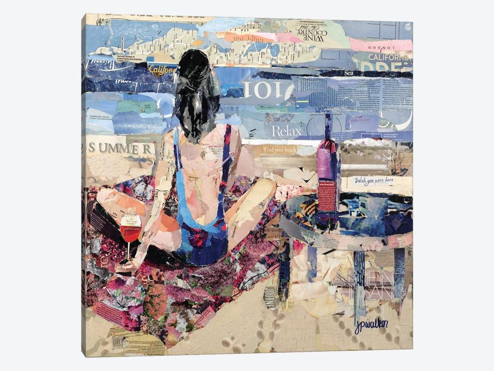 Wish You Were Her by Jamie Pavlich-Walker 1-piece Canvas Artwork