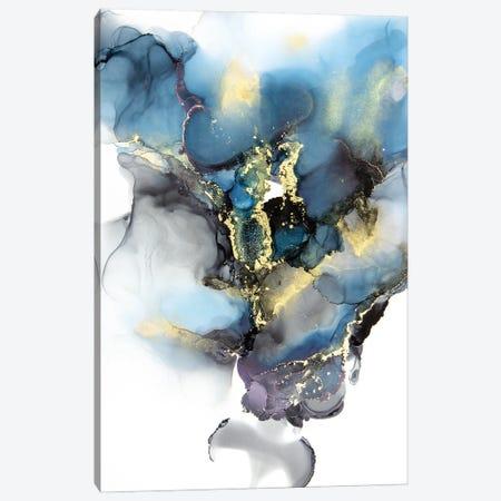 Stormy Daze Canvas Print #JPZ13} by Jamie Pomeranz Canvas Artwork