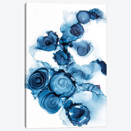 Bad Alibi Canvas Print #JPZ15} by Jamie Pomeranz Art Print