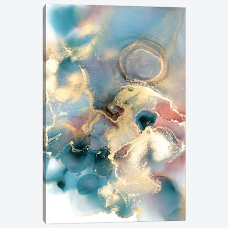 Never Alone Canvas Print #JPZ16} by Jamie Pomeranz Canvas Art Print
