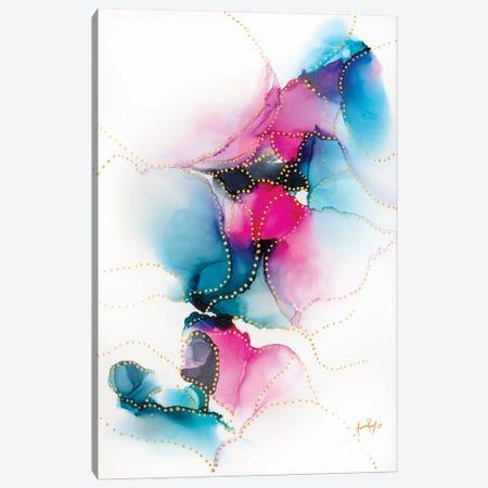 No One Path Canvas Print #JPZ17} by Jamie Pomeranz Art Print