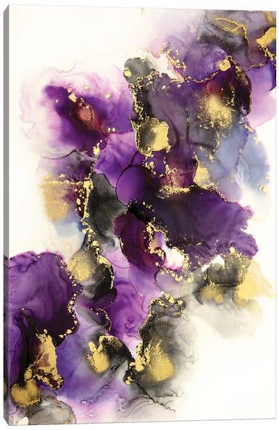 Diamonds For Breakfast Canvas Art Print