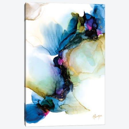 Pressed Dragonfly Canvas Print #JPZ26} by Jamie Pomeranz Canvas Wall Art