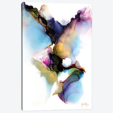 Dance With Me Canvas Print #JPZ27} by Jamie Pomeranz Canvas Wall Art