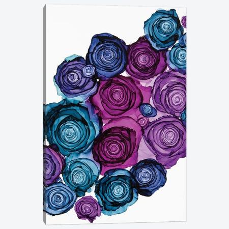 Wallflowers Canvas Print #JPZ29} by Jamie Pomeranz Canvas Art Print
