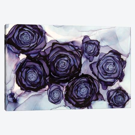 Beauty Among The Thorns Canvas Print #JPZ33} by Jamie Pomeranz Canvas Wall Art