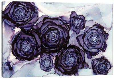 Beauty Among The Thorns Canvas Art Print