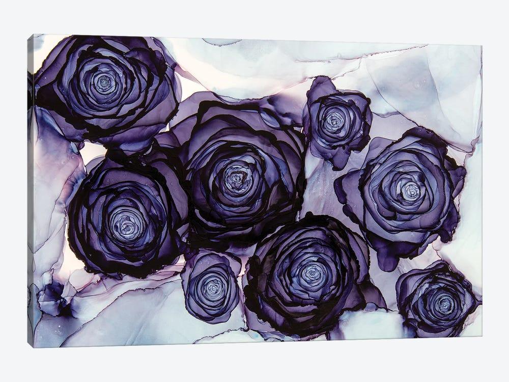 Beauty Among The Thorns by Jamie Pomeranz 1-piece Canvas Art