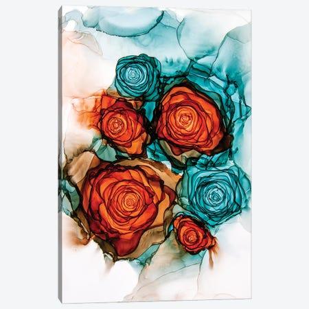 From Lust To Love Canvas Print #JPZ34} by Jamie Pomeranz Canvas Print