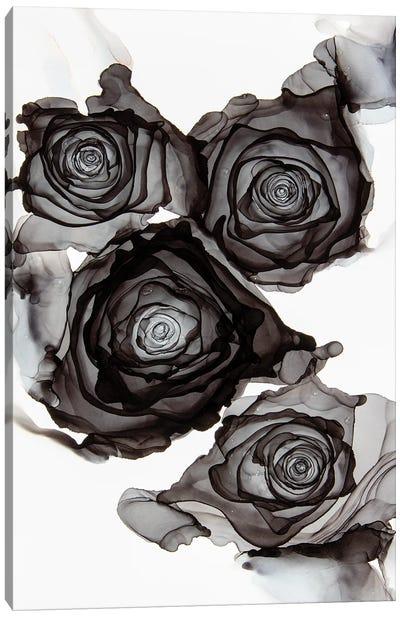 My Beautiful Darkness Canvas Art Print