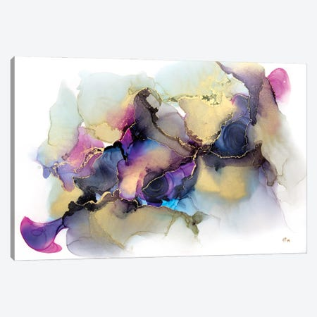 Layer Cake Canvas Print #JPZ4} by Jamie Pomeranz Art Print
