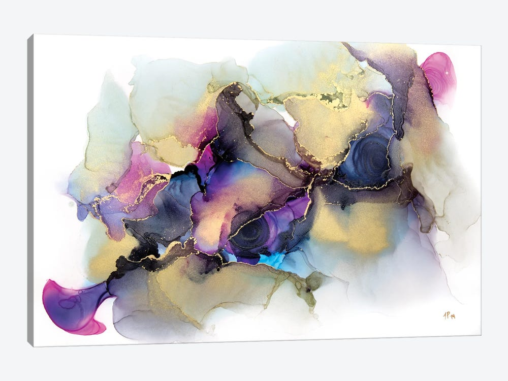 Layer Cake by Jamie Pomeranz 1-piece Canvas Art Print