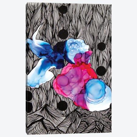 Life In A Bubble Canvas Print #JPZ5} by Jamie Pomeranz Art Print
